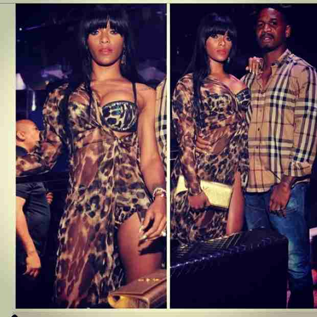 Stevie J. Goes Back to Partying Days After Arrest For Child Support (PHOTOS)
