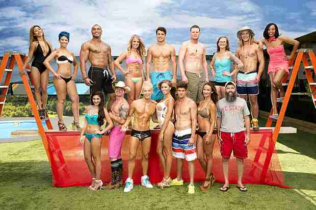 Big Brother 16 Recap: Second HOH — Caleb Vs. Frankie in Battle of the Block!
