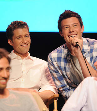 "Matthew Morrison: Cory Monteith ""Grew More Than Any Other Person"" on Glee"