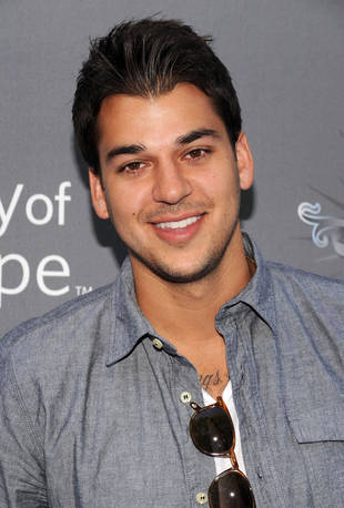 "Rob Kardashian Sets Up ""Boom Boom Room"" in Khloe Kardashian's Home"
