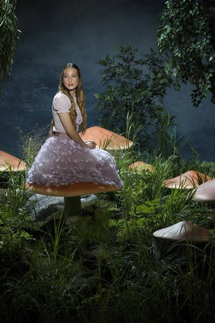 Will Alice Come From Wonderland to Once Upon a Time?