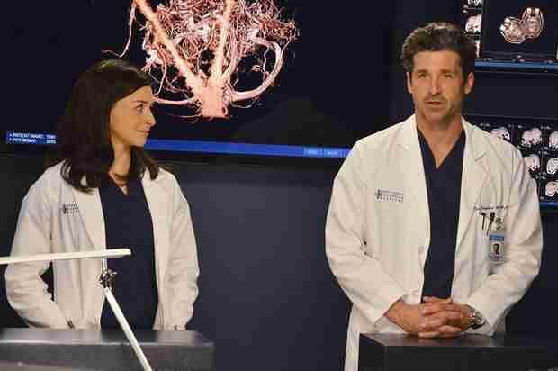Caterina Scorsone Joining Grey's Anatomy — 5 Possible Amelia Storylines