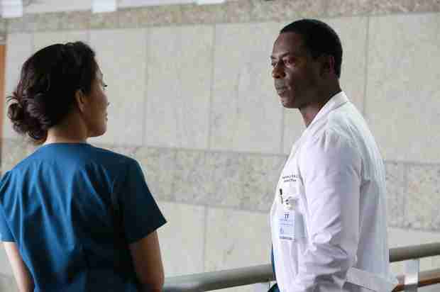 "Grey's Anatomy: Cristina and Burke's Life-Changing ""Willy Wonka"" Convo — Read the Script!"