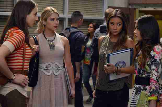 Pretty Little Liars Season 5, Episode 3 Sneak Peek: Trip to the Principal's Office (VIDEO)