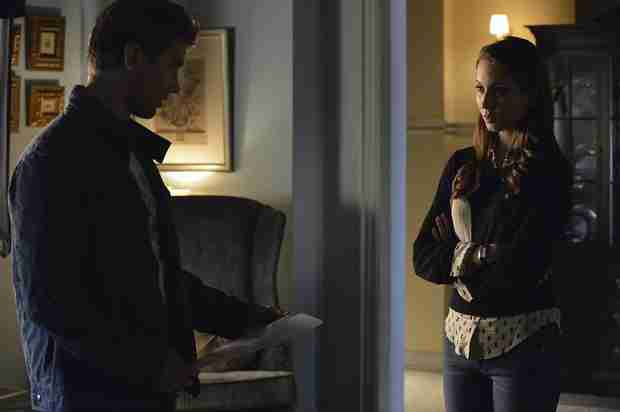 Pretty Little Liars Season 5, Episode 3 Burning Questions: Did a Hastings Kill Mrs. D?