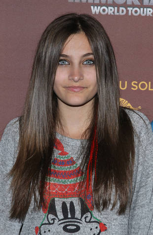 """Paris Jackson One Year After Suicide Attempt: """"Doing Real Well"""""""