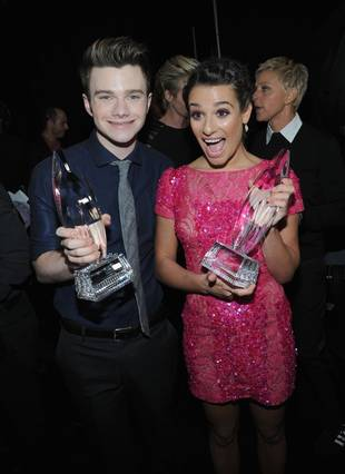 Lea Michele, Chris Colfer, and Darren Criss Nominated For 2014 Young Hollywood Awards!