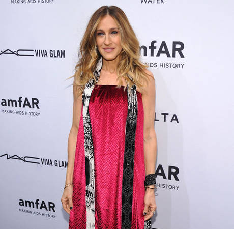 Sarah Jessica Parker to Return to TV in New Crime Drama Busted (VIDEO)