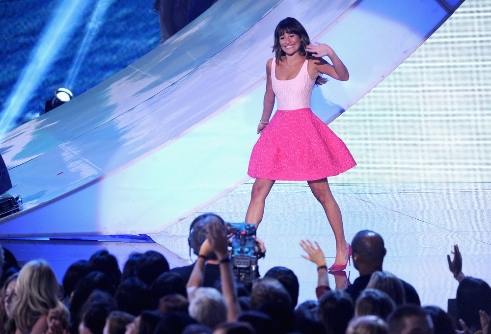 Lea Michele, Chord Overstreet Nab 2014 Teen Choice Award Nominations!