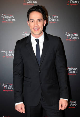 Michael Trevino: My Vampire Diaries Co-Stars Inspired Me to Do Charity Work