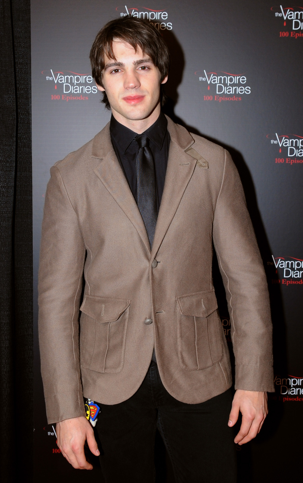Vampire Diaries Star Steven R. McQueen Opens Up About His Famous Grandfather