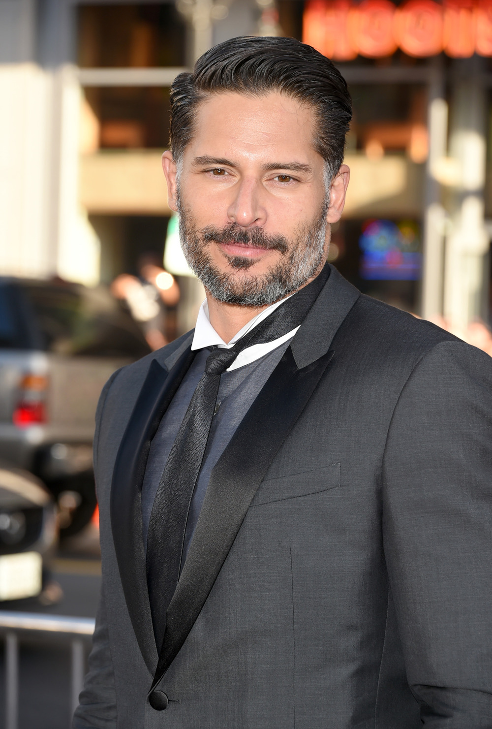 "Joe Manganiello Reflects on the Final Season of True Blood: ""It's Sad"""