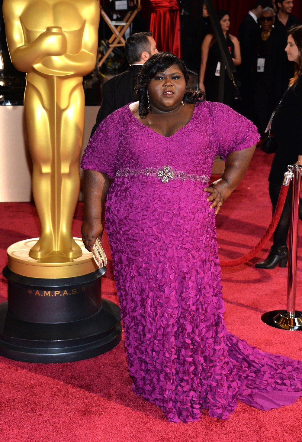 Gabourey Sidibe to Co-Star With Sacha Baron Cohen in Spy Parody Grimsby