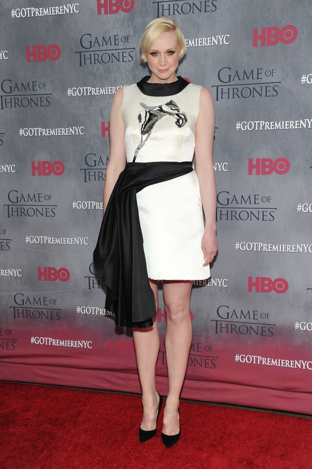 Game of Thrones Star Gwendoline Christie Joins Star Wars Cast! (VIDEO)