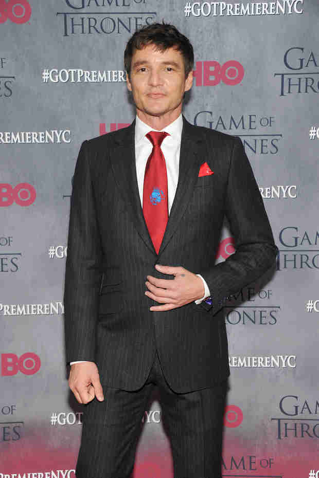Game of Thrones Star Pedro Pascal Scores Hot New Role!