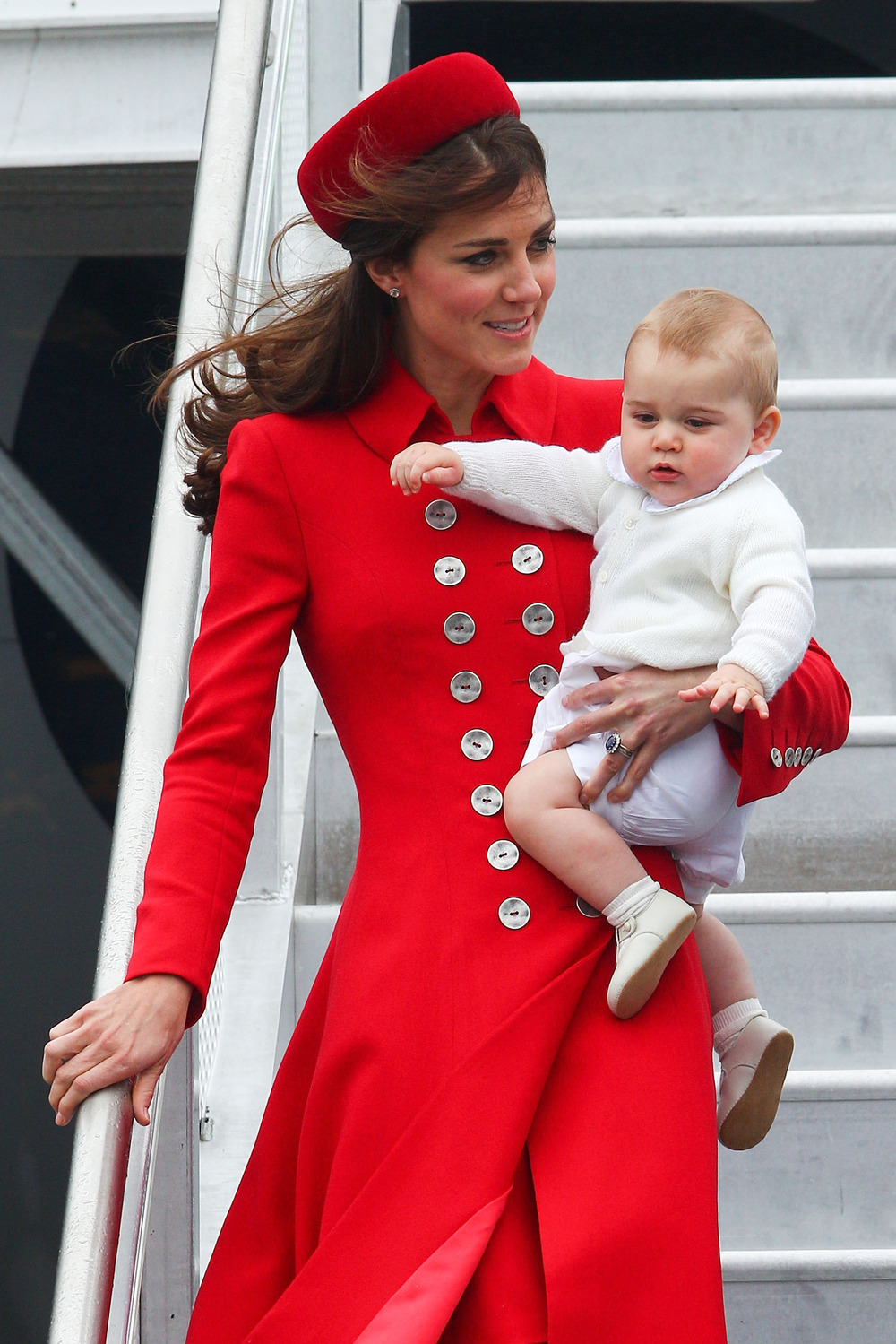 Prince George Beats Out Kate Middleton For Best Dressed Royal!