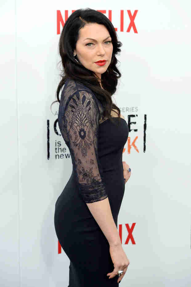 "Laura Prepon: Ashton Kutcher and Mia Kunis Will Be ""Wonderful"" Parents"