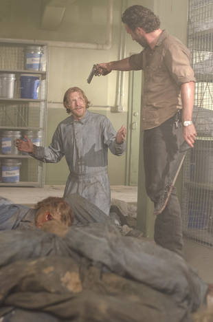 The Walking Dead: What If Axel Had Lived? Lew Temple Imagines Future