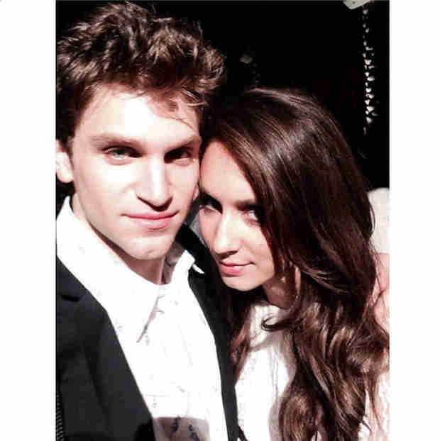 Keegan Allen Calls Troian Bellisario His Bea and We Have So Many Spoby Feels (PHOTO)