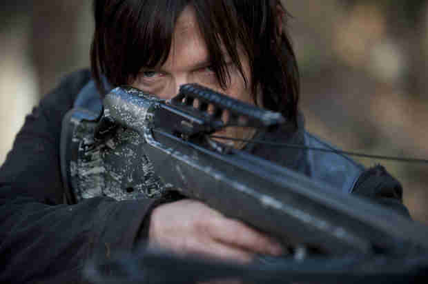 Norman Reedus Auctions Off Daryl Dixon Action Figure For Charity — Bid Now!