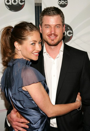 Eric Dane Proposed to Rebecca Gayheart After She Dared Him To