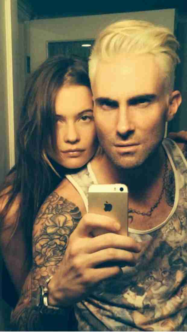 Adam Levine: I Asked Behati Prinsloo's Dad For Permission to Propose (VIDEO)