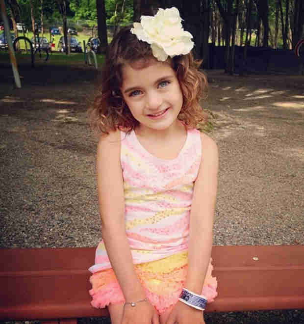 Audriana Giudice Is Growing Up — See How Big She's Gotten (PHOTO)