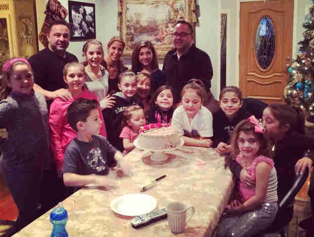 Joe Giudice's Father Dies — RHONJ Cast Tweets Their Support