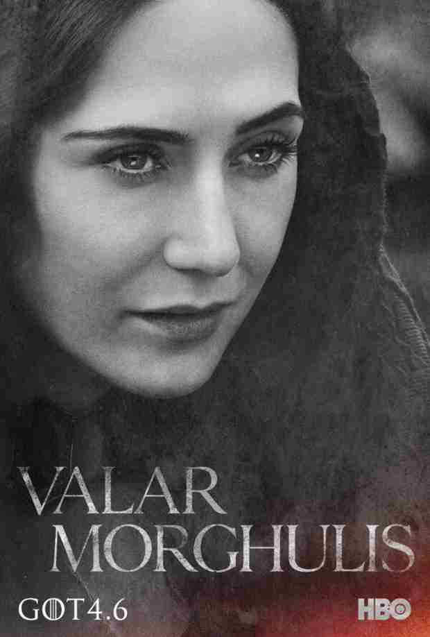 Game of Thrones Season 5 Spoilers: What Happens to Melisandre?