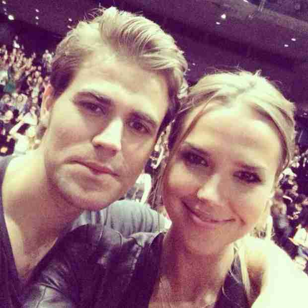 Stefan Salvatore and Lexi Branson Reunited in Real Life (PHOTO)