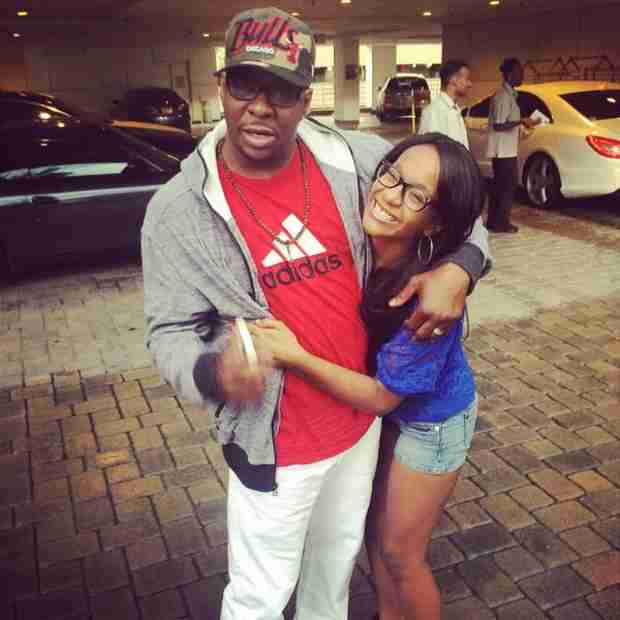 Bobbi Kristina and Bobby Brown Reconnect For Father's Day (PHOTO)