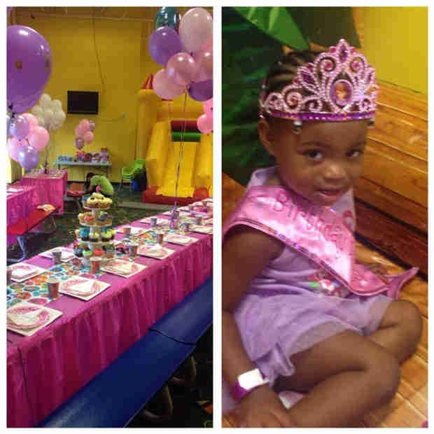 NeNe Leakes's Granddaughter Bri'Asia Turns 2 — Check Out Her Cute Birthday Party! (PHOTO)