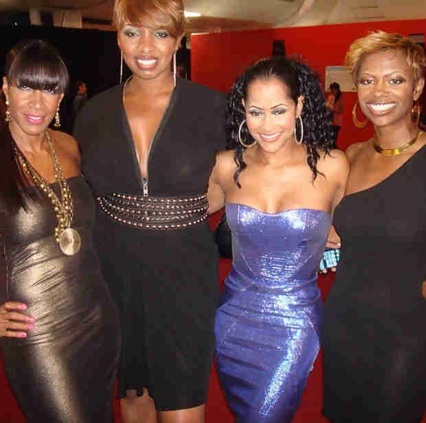 Remember How the RHoA Cast Looked in Season 2? See How Far They've Come! (PHOTO)