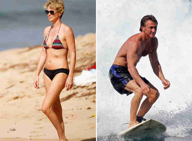 Charlize Theron and Sean Penn Looking to Tie the Knot — Report