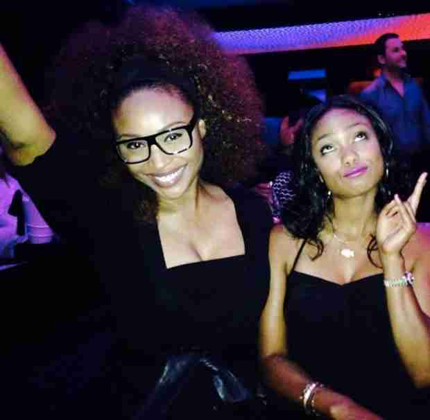 Cynthia Bailey Parties at Miami Club With Fresh Prince Alum Tatiana  Ali! (PHOTO)