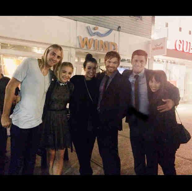 Bachelorette 9 Runner-Up Drew Kenney Hangs With Twilight's Kellan Lutz — Why?
