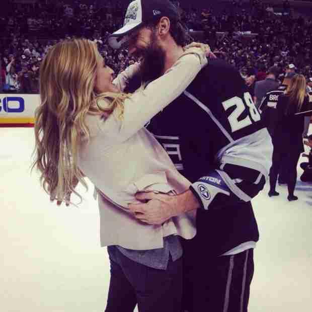 "Erin Andrews ""So Proud"" of Boyfriend Jarret Stoll For Stanley Cup Win"