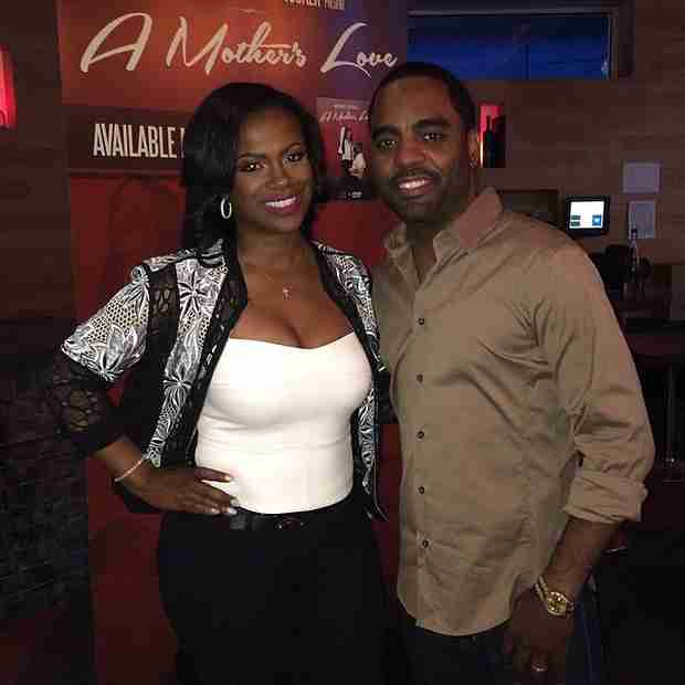 Kandi Burruss Says She and Todd Tucker Aren't Trying For a Baby — But There's a Twist! (VIDEO)