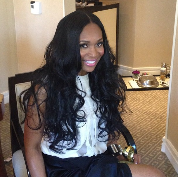 "Marlo Hampton in a Car Accident in NYC, Gets a ""Busted Lip"""