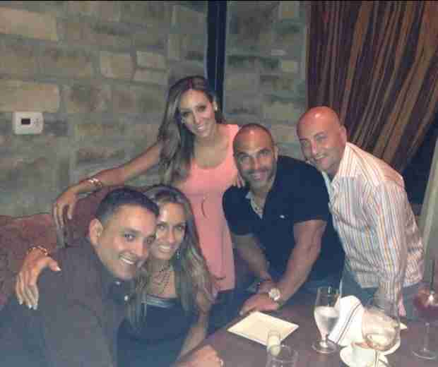 "Melissa Gorga and New Housewife Nicole Have ""Sexy Time"" Out (PHOTO)"