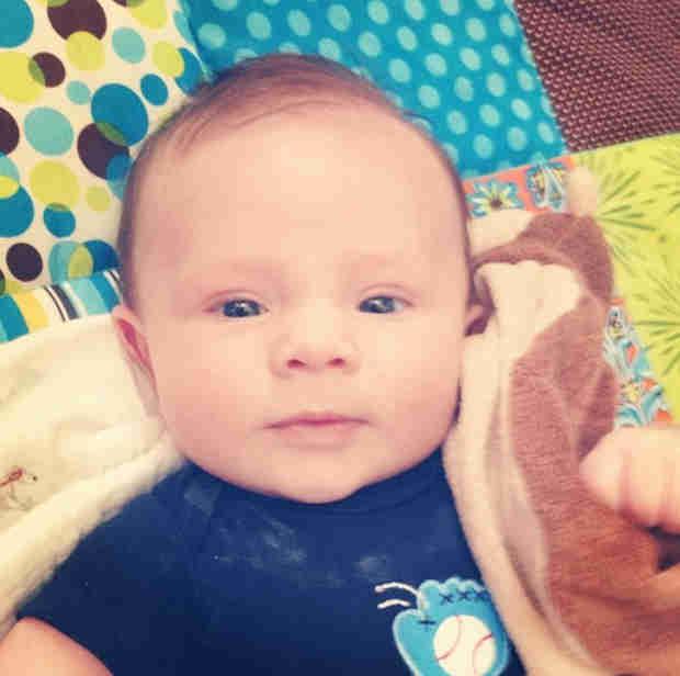Melissa Rycroft's Son Beckett Is Getting So Big — See Him Now! (PHOTO)
