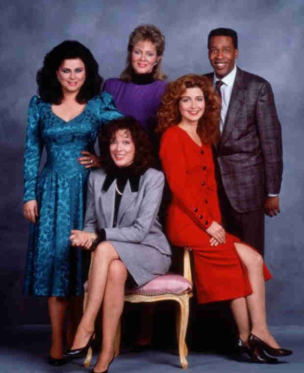 Designing Women Star Meshach Taylor Dies at Age 67 (VIDEO)