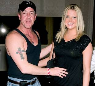 Michael Lohan's Imprisoned Girlfriend Is Pregnant With Their Second Child — Report