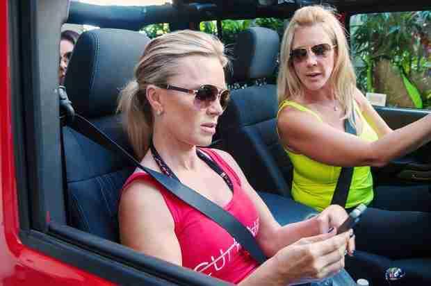 """Vicki Gunvalson Slams Tamra Barney Over """"Silly"""" Good Day LA Situation"""