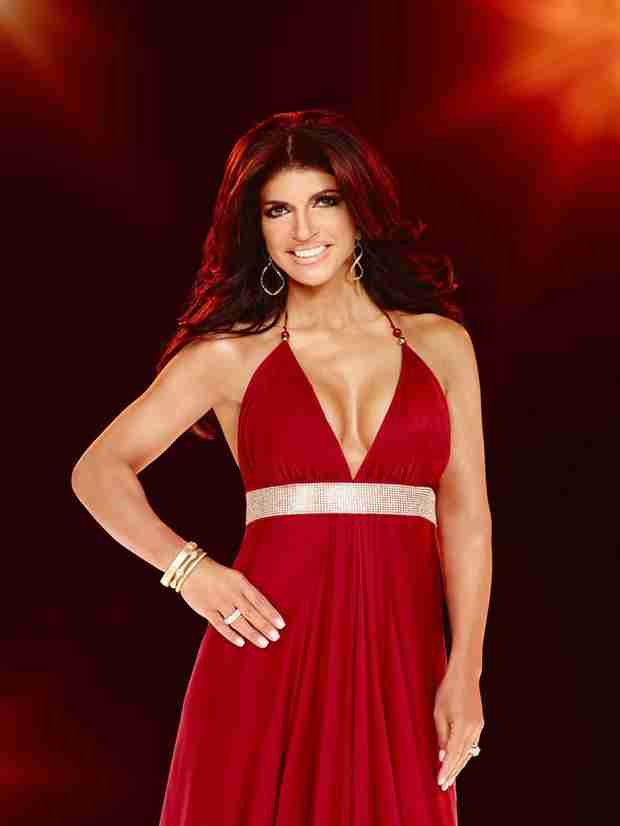 Is Teresa Giudice Writing a Tell-All Book?