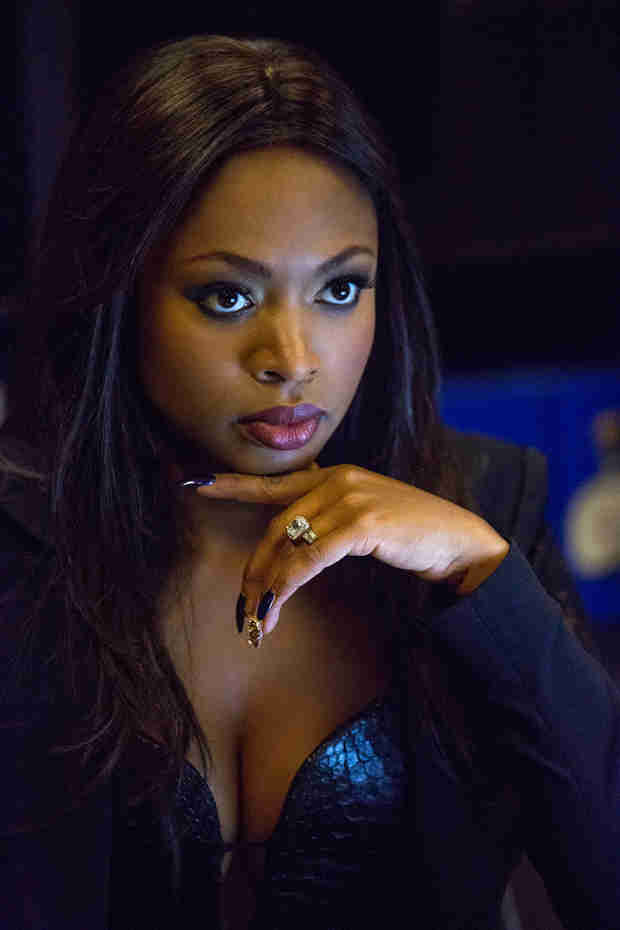 Naturi Naughton on Working With 50 Cent on Starz's Power and Returning to Music — Exclusive