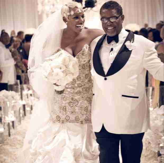 NeNe Leakes Celebrates Her First Anniversary With Gregg