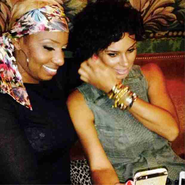 NeNe Leakes Hits the Town With Former Basketball Wives Star Laura Govan