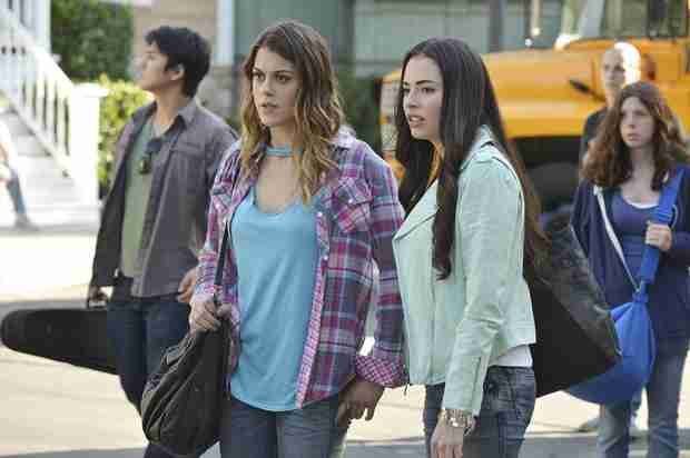 Pretty Little Liars Season 5: Meet Sydney — Is She Paige's New Love Interest? (PHOTO)