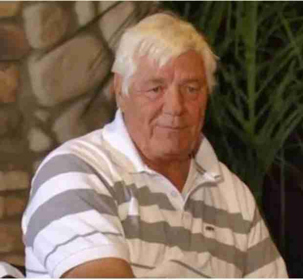 Pro Wrestling Star Pat Patterson Comes Out as Gay in Emotional Speech